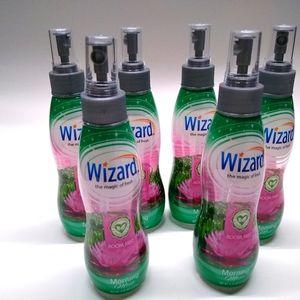 6 Wizard Air Freshener - Morning Mist Frag…